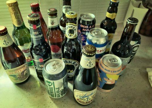 ボトルビールテイクアウト