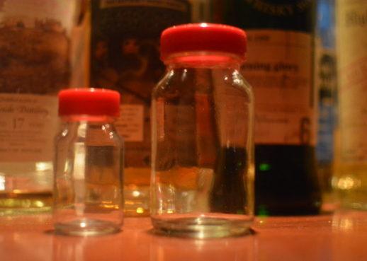 テイクアウト小瓶