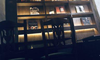 ヴィンサントの書棚